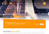 Création de siteweb parallax