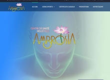 Création d'un siteweb parallax