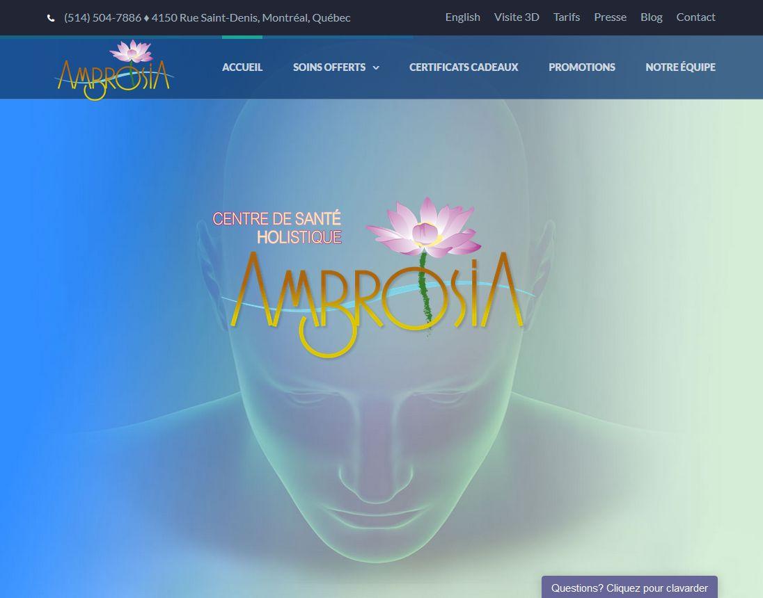 Ambrosia Santé